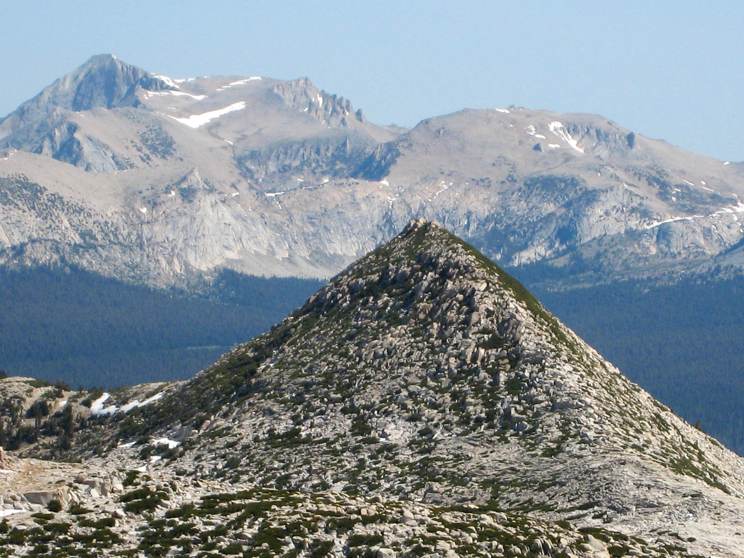 Johnson Peak (Yosemite)