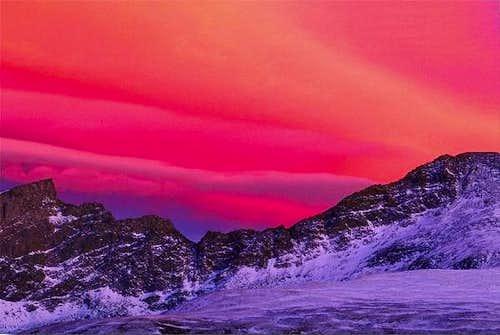 Mt. Bierstadt from Guanella...