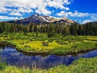 Mount Nystrom & Larsen Creek
