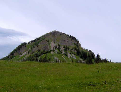 Holzeck, 1.603m