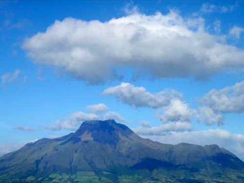 Volcano Imbabura (4630m)