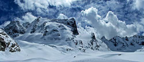 Towering Clouds II.
