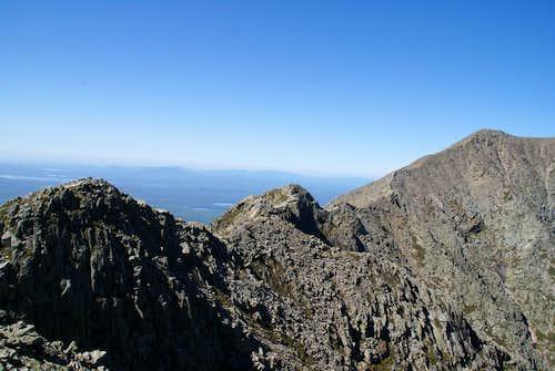 Chimney Peak to South Peak via Knife Edge