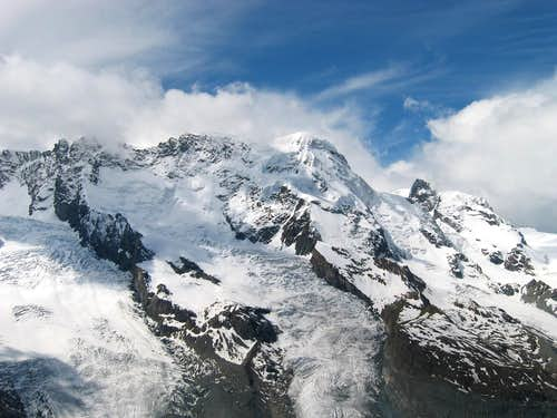Northface of the Breithorn