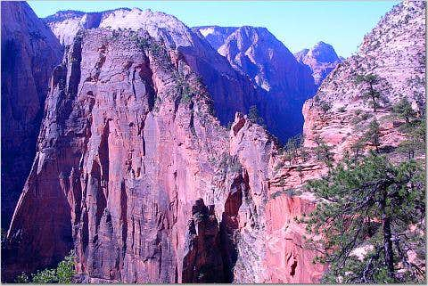 Angel\'s Landing, Zion National Park