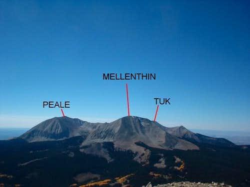 Mellenthin, Peale, Tuk as...