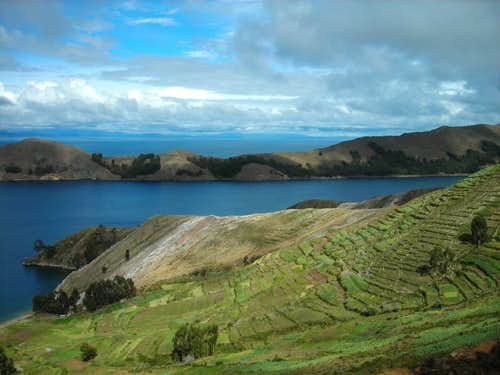 Lago Titicaca - Isla del Sol 01