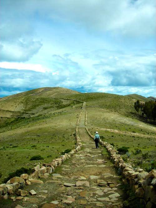 Lago Titicaca - Isla del Sol 02