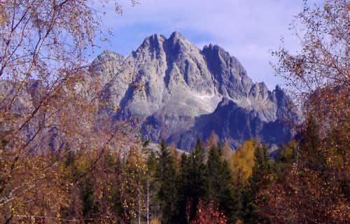 The Lady of Tatras - Vysoka (2560 m)