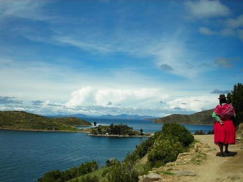 Lago Titicaca - Isla del Sol 07