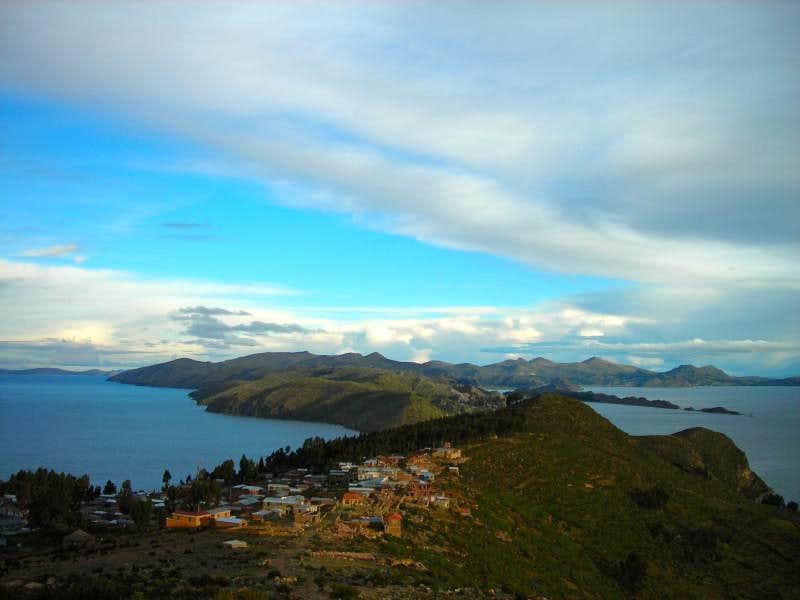 Lago Titicaca - Isla del Sol 10