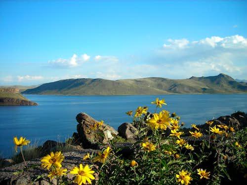 Lago Titicaca - Sillustani Peninsula