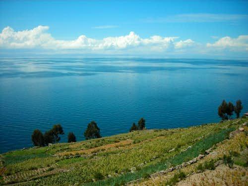 Lago Titicaca - Isla Taquile 01