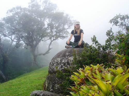 Pedra da Macela summit