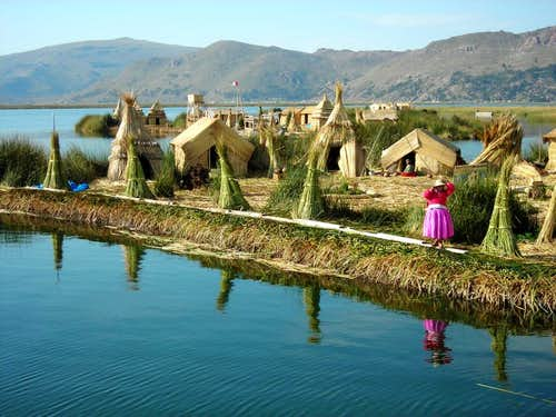 Lago Titicaca - Los Uros 01