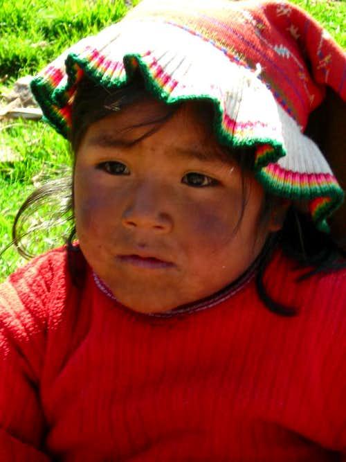 Lago Titicaca - Isla Taquile 03
