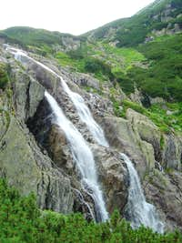 Siklawa waterfall