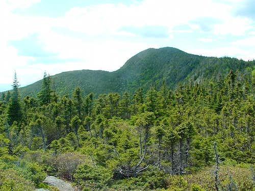 Goose Eye's West Peak
