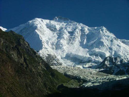Mount Rakaposhi (7788-m)
