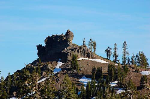 Diamond Peak from the North