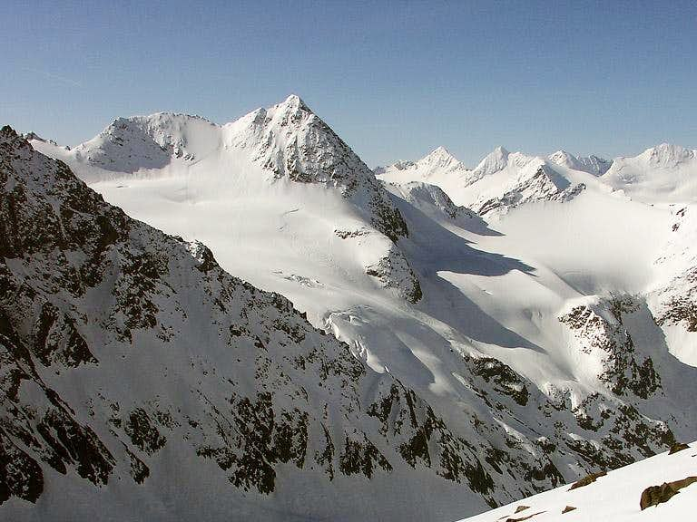 Mutterberger Seespitze