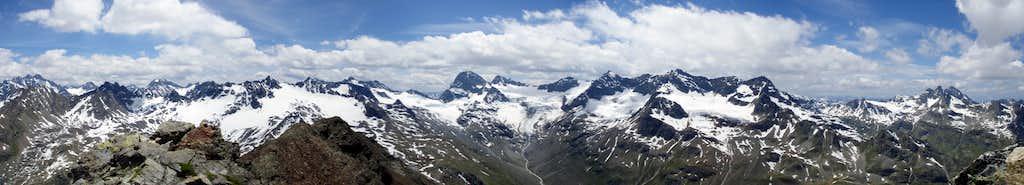 Silvretta Panorama