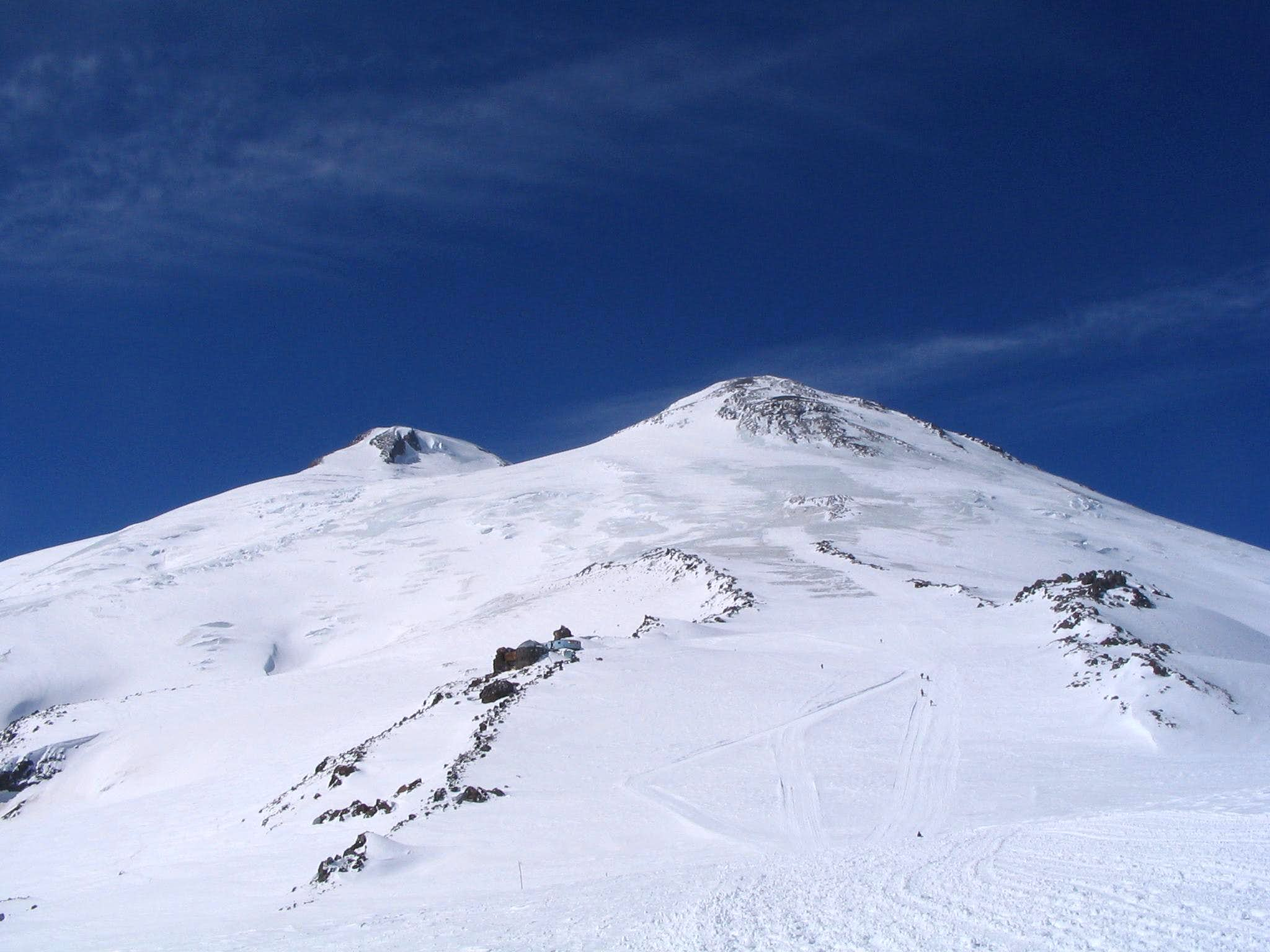 Mt.Elbrus, May 2007