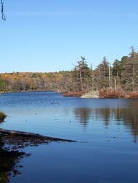 Guilder Pond on Mt. Everett