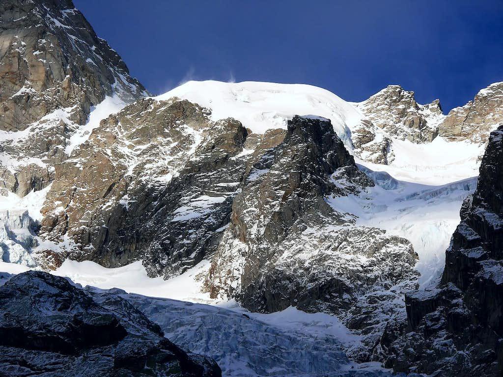 Frebouzie glacier