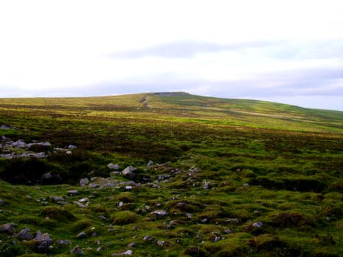 The Blorenge From Car Park