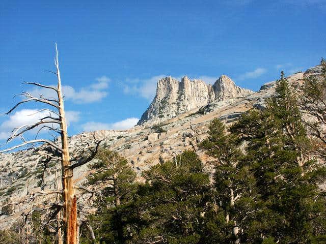 Unicorn Peak from the Budd...