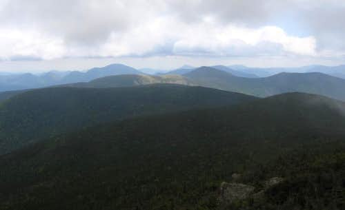 view from South Twin