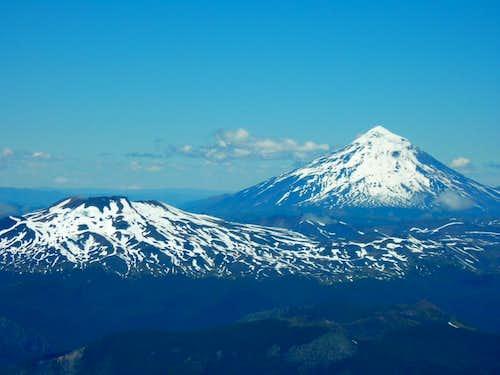 Volcan Lanin (3776m)