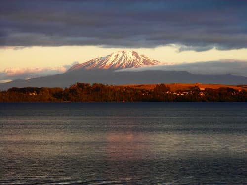Volcan Calbuco (2015m)