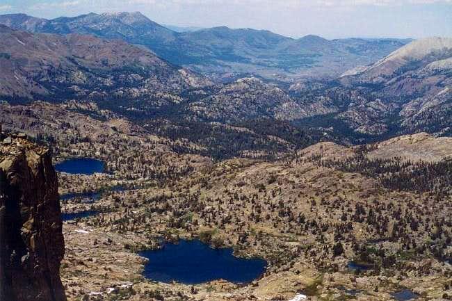 Sister Lakes