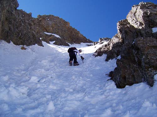 Shanahan96 in Victory Couloir