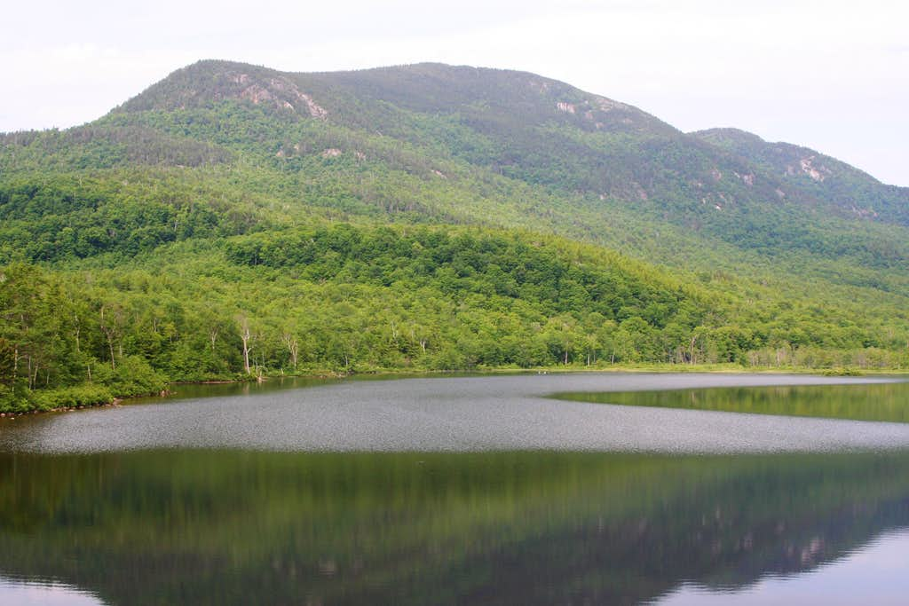 Mt Meader from Basin Pond