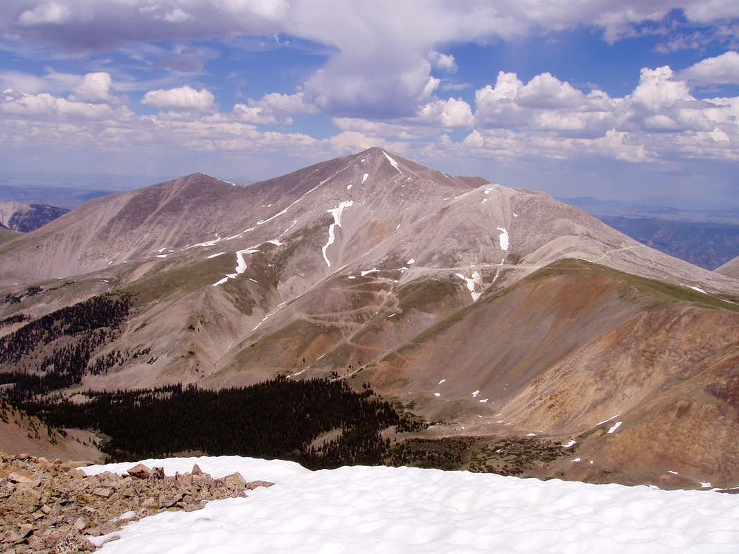 Antero from Cronin Peak