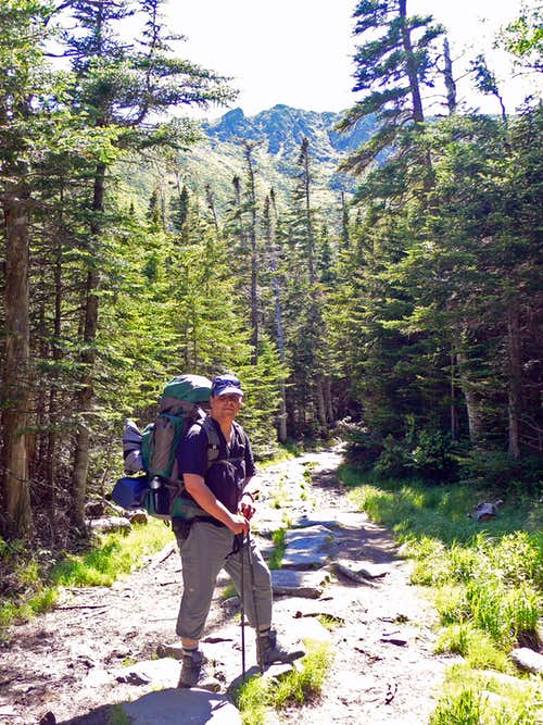 Tuckeman Ravine Trail