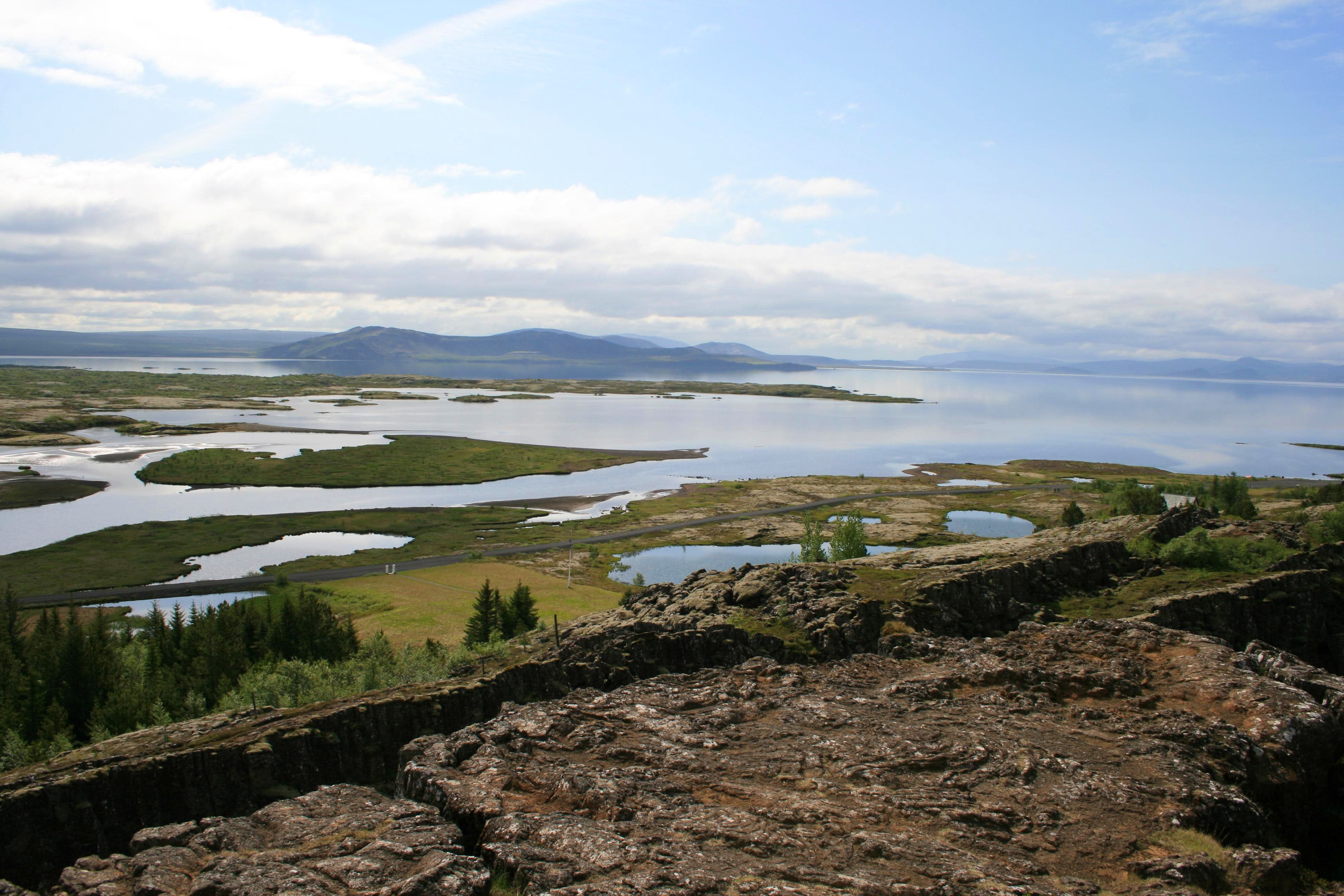 Þingvellir and Gullfoss National Parks