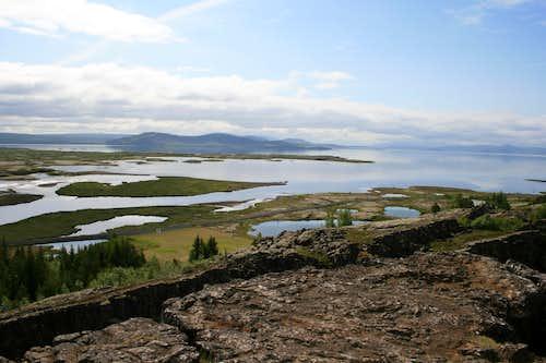 Þingvellir and Gullfoss National Parks