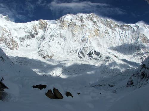 Annapurna I South Face