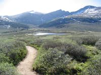 Mt Bierstadt Trailhead