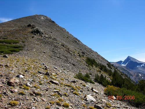 Tioga Peak & Mount Dana