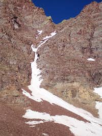 Descent Couloir for Lightning