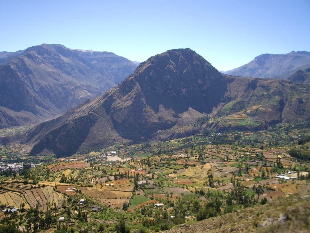 Cerro Huiñao