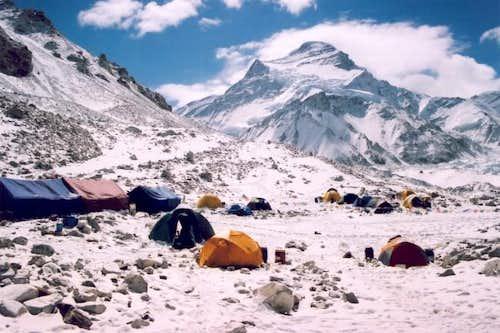 قله چوآیو