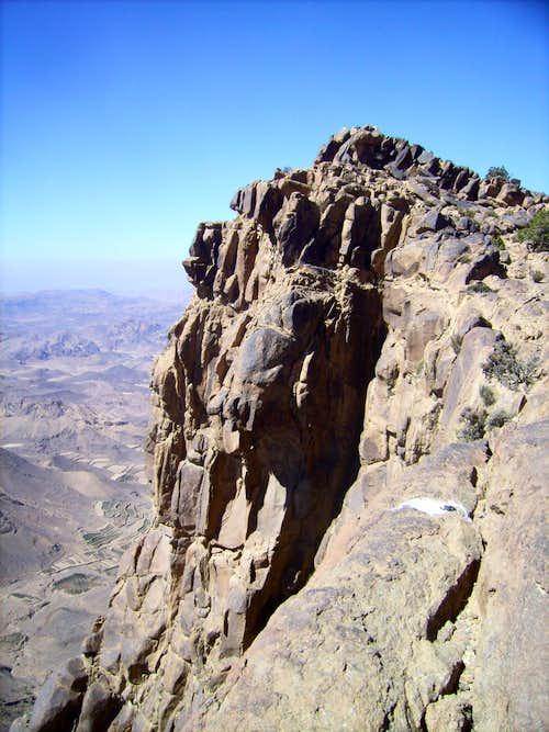 Jebel al Lawz - Yemen's almond mountain