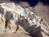 Mt Bear Ice Fall