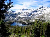Ralston Peak & Lake